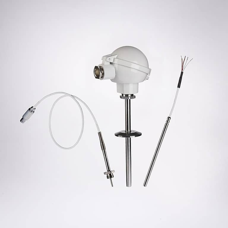 Resistance thermometer assembly CP101