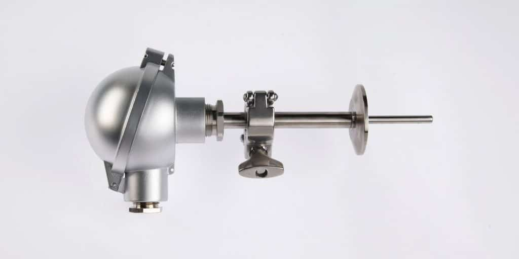 Resistance thermometer assembly CP200